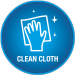 Vivalife clean cloth